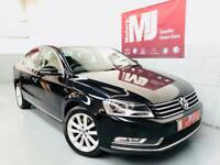 2015 VW PASSAT 1.6 TDI EXECUTIVE BMT** 61k ** NAV & LEATHER **