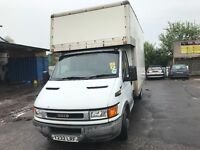 Iveco daily 2001 Lwb 12 months mot 1950