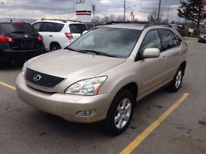 2004 Lexus RX 330 NO ACCIDENTS DEALER SERVICED TIMING BELT DONE! London Ontario image 9