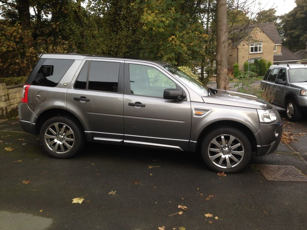 2008 08 land rover freelander 2 2 2 td4 hst auto full factory body kit in bradford west. Black Bedroom Furniture Sets. Home Design Ideas