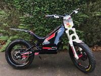 Oset 20.0r 48v electric kids bike speed adjustable for all ages