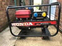 Honda EC4000 Generator
