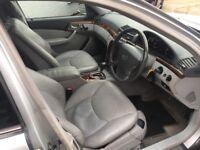 MERCEDES S320 CDI AUTO 4 DOOR 2002