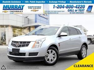 2012 Cadillac SRX AWD 4dr Luxury Collection *Leather Seats, OnSt