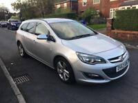 Vauxhall astra 1.6 petrol estate 2013