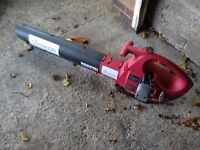Petrol leaf blower 2 stroke engine wont start in very good condition