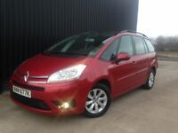2007 (57) Citroen Grand C4 Picasso 2.0 HDi 16v VTR+ 5dr 7 Seats Diesel Automatic, Finance Available