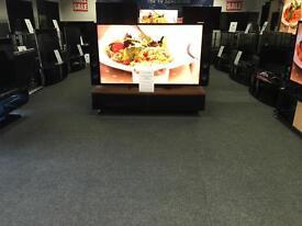 "New 40"" SAMSUNG UE40JU7000 7 SERIES 3D 4K ULTRA HD SMART LED WITH 12 Months Guarantee"