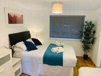 Edit 1 bed flat Guildford, Fibre, bills included NHSDis