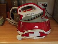 Steam Generator Iron ( Iron vision by Hoover) very powerful