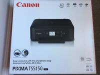 CANON PIXMA TS5150 All-in-One Wireless Inkjet Printer, Brand new in box