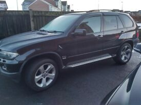BMW X5 3.0d SPORT MOT 10/18 GREAT CONDITION LEATHER INTERIOR SWAP OR CHEAP PART EXCHANGE WHY?