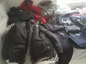 Boys clothes bundle age 8-10