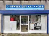 Shop to let Dry Cleaners & Laundrette for SALE or TO LET