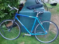 Mountain bike Giant spares or repairs