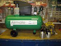 air compressor sip Air mate 25050