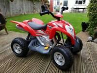 ATV 6v ride on quad. SSTC