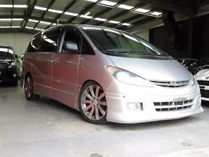 2002 Toyota Estima Van/Minivan 7 seats 2.4L Bayswater Knox Area Preview