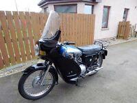 1959 AJS 600cc Motorcycle