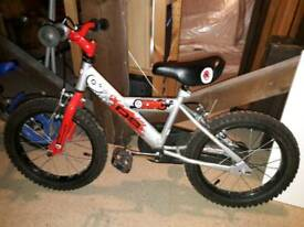 "Zinc DS Kids Mountain Bike 16"""
