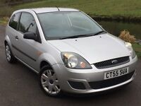 2006 Ford fiesta 1.25 Style climate