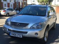 Lexus RX 400h 3.3 Executive Limited Edition CVT 5dr with full lether and full lexus histroy