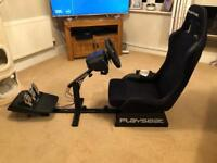 Xbox One Racing Simulator- G920 & Playseat