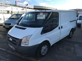 2007 07 FORD TRANSIT SWB NEW CLUTCH NEW GEARBOX ABSOLUTE BEAUTY TO DRIVE NEW ...