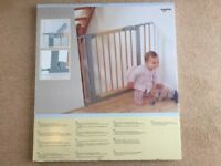 Brand New - BabyDan Avantgarde Pressure Indicator Safety Baby Gate + Extensions - John Lewis