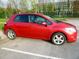 Toyota Auris 2011, 42000miles low mileage £3400 or best offer