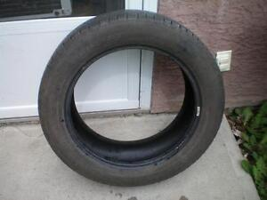 4 Continental Cross Contact LX Tires * 235 65R18 106T * $60.00 for 4 .  M+S / All Season Tires ( used tires )