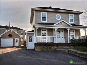 349 900$ - Maison 2 étages à vendre à Breakeyville