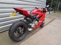 Ducati Panigale 1299S - Stunning