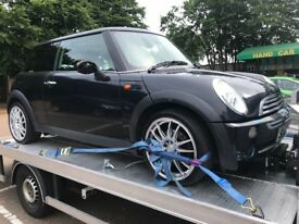 2006 Mini Cooper one low mileage drives well