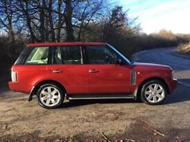 2007 57 Range Rover Vogue 3.6 Tdv8 Se