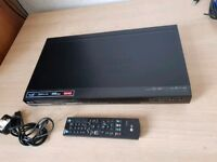 LG DVD+TV Player/Recorder,Full HD Up Scaling,Freeview,USB plus