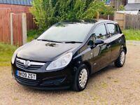 Vauxhall, CORSA, Hatchback, 2009, Manual, 1248 (cc), 3 doors