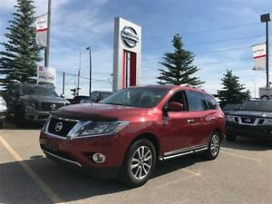 2013 Nissan Pathfinder SL LEATHER PANORAMIC SUNROOF