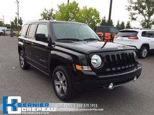 2016 Jeep Patriot North **HIGH ALTITUDE, TOIT, BANC CHAUFFANT**