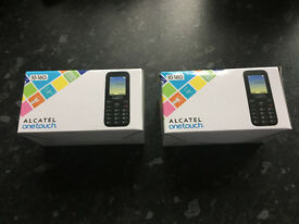 Alcatel One Touch phone's sealed