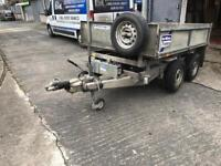 Ifor williams trailers hydraulic tipping trailer