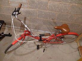 Claud Butler Cambridge bicycle - NEW