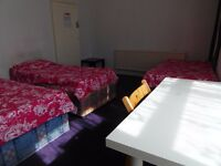 Double or triple room in Leyton station. £170-£210pw all incl