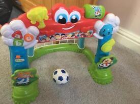 Football/ Basketball Toy bundle