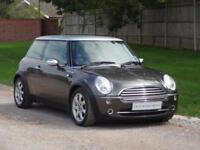 Mini Hatch Cooper Cooper Park Lane 3dr (grey) 2005