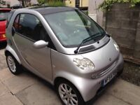 Smart car Fortwo on a 54 plate in great running order