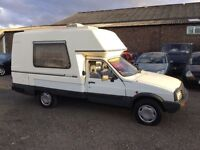 Diesel CITREON c15 aroma home very low mileage 1 yrs mot in vgcondition fully fitted lovely camper