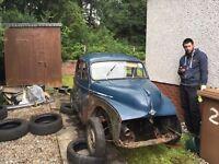 Classic Morris Minor 1000 1969 4dr