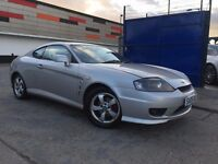 Hyundai Coupe 1.6 Drives Superb 3.Months Warranty Long MOT Leather Seats