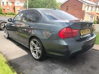 2009 09 Bmw 3 Series 330 D E90 LCI ///M Body Styling 3.0 TURBO DIESEL